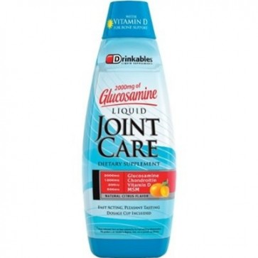 Liquid Glucosamine Chondroitin MSM - Ultimate Joint Care