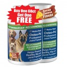 Glucosamine for dogs with Chondroitin - Osteo-Pet Professional Joint Formula in 60ct, 180ct and 720ct Value Size.