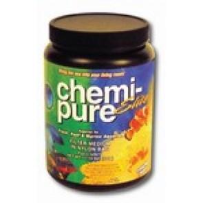 Chemi-Pure ELITE eliminates phosphates and silicates from your cloudy aquarium