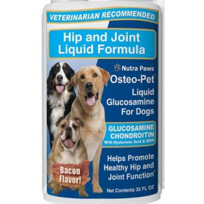 Osteo-Pet Liquid Glucosamine for Dogs