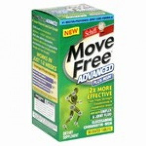 Move Free Advanced Glucosamine, Chondroitin, MSM, Hyaluronic Acid and Uniflex