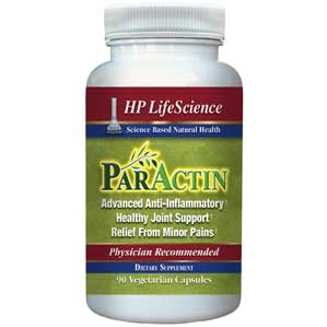 Paractin Natural Cox2 Inhibitor For Healthy Joints